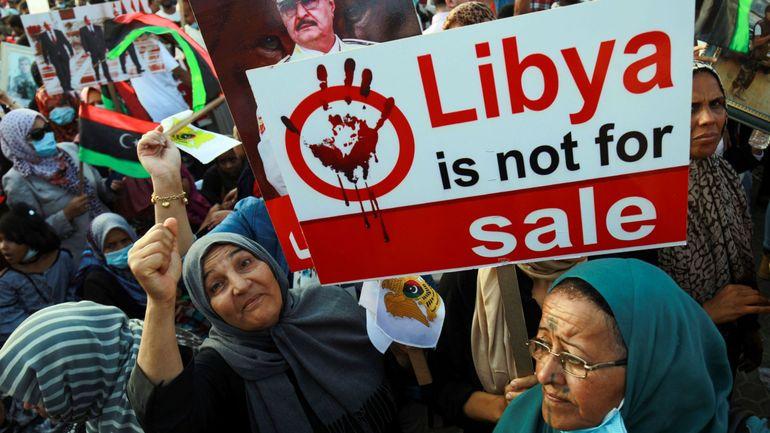 Libye: les exportations de pétrole vont reprendre à condition qu'elles ne financent pas le terrorisme