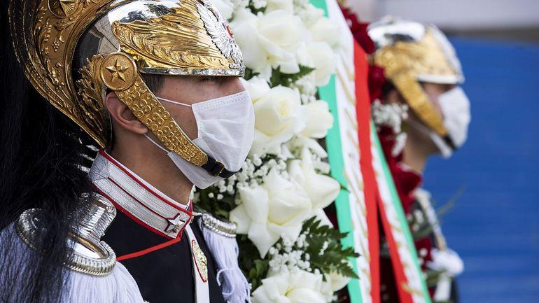 Coronavirus : le nombre de contaminations en hausse dans différentes régions d'Italie