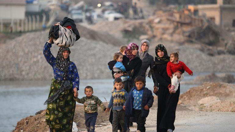 """Syrie: """"La situation humanitaire à Idlib est terrifiante"""""""