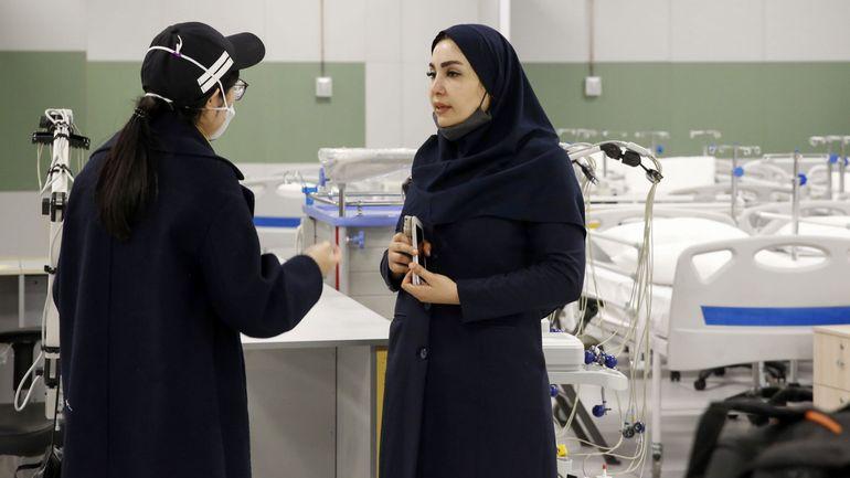 L'épidémie de coronavirus, une aubaine pour les intérêts de la Chine en Iran