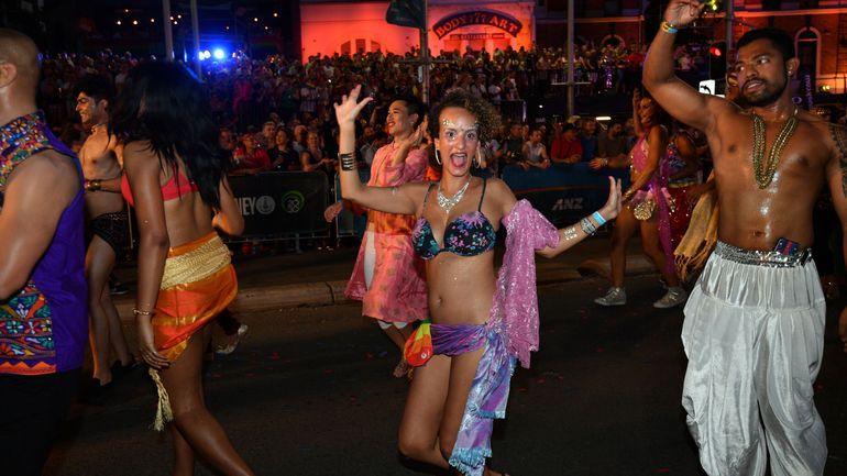 En Australie, le mois de mars est synonyme de Mardi Gras homosexuel: 500.000 personnes réunies à Sydney