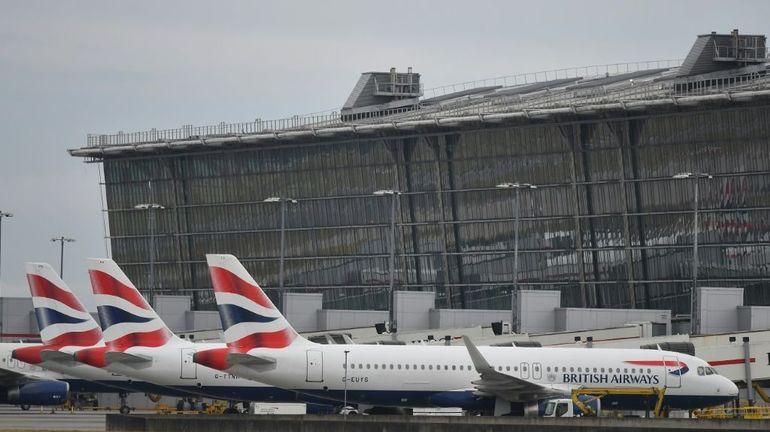 Deuxième jour d'une grève massive des pilotes de British Airways, et nouvelle annulation de 100% des vols