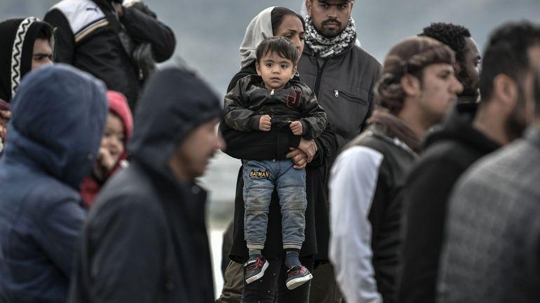 Conflit en Syrie: Erdogan rencontre ses homologues européens ce lundi