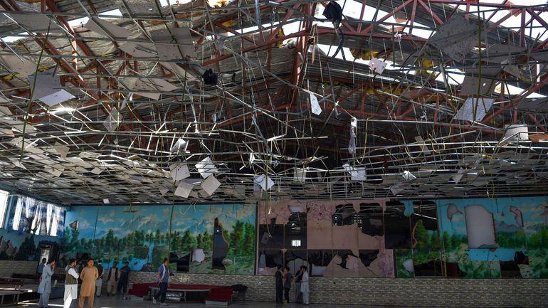 Afghanistan: le bilan de l'attentat contre un mariage grimpe à 80