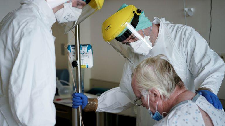"""Nouveau pic d'épidémie de coronavirus en Belgique? """"Si on s'en est sortis la première fois, on fera encore mieux la suivante"""""""