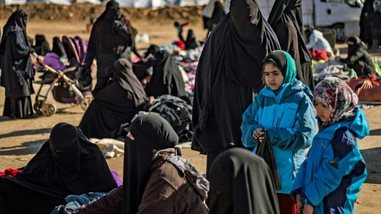 L'ONU réclame le rapatriement des enfants de djihadistes étrangers en Syrie