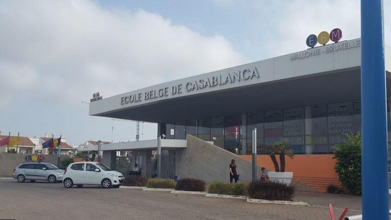 Une deuxième et bientôt une troisième école belge au Maroc