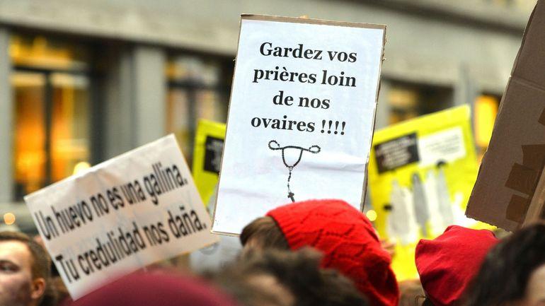 Dépénalisation de l'avortement: le débat revient au parlement