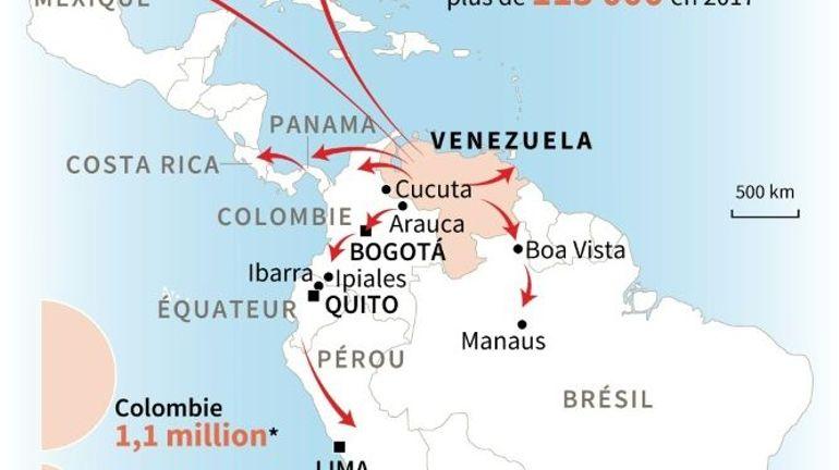 Le Venezuela lance de nouveaux billets avec cinq zéros en moins, entre scepticisme et tensions migratoires