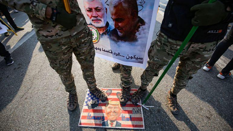L'Iran a-t-il mis la tête de Donald Trump à prix pour 80millions de dollars?