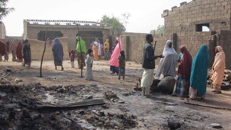 Boko Haram tue au moins 20 personnes au nord du Nigeria