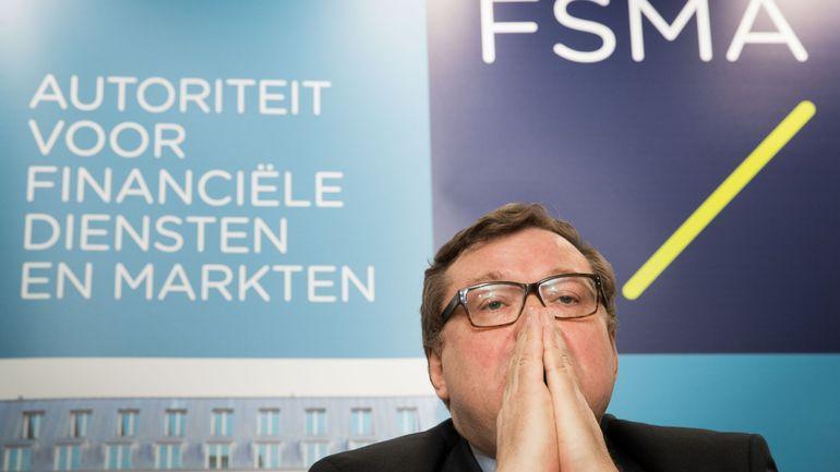Plus de 2 millions d'euros d'amendes administratives infligées par l'Autorité des services et marchés financiers