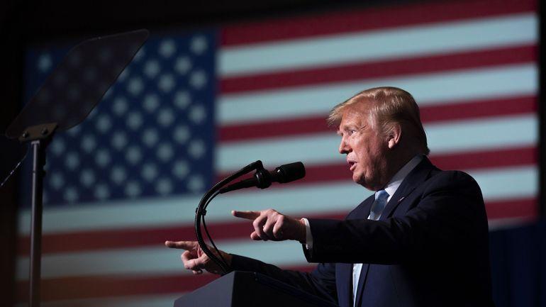 Pourquoi Donald Trump a-t-il décidé de frapper l'Iran? (Ligne du temps)