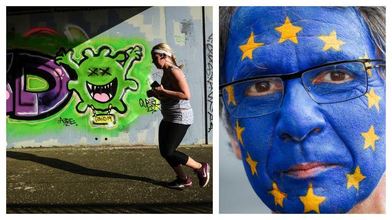 Coronavirus: une majorité d'Européens soutiennent les mesures de restrictions prises par leurs pays