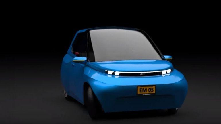 Noah, la voiture électrique recyclable à au moins 90%, conçue par des étudiants