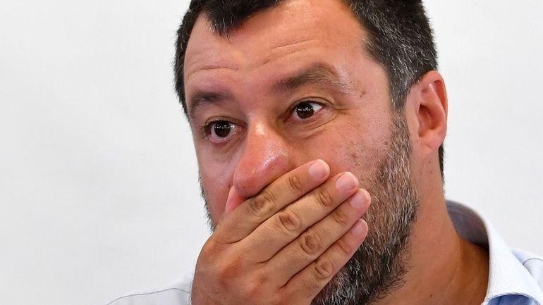 Italie: la Ligue financée par les Russes? Matteo Salvini dément