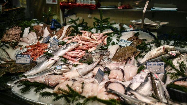 Coronavirus: les cours des produits de la mer en chute libre dans les ports français