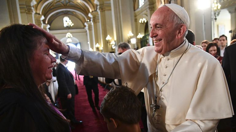 Pape François: chaleur au Pérou fervent, après la douche froide au Chili