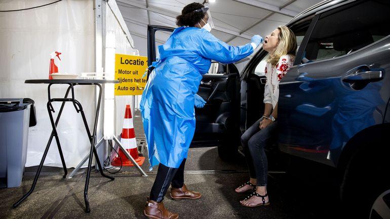 Coronavirus au Pays-Bas : nouveau record de contaminations en près de trois mois