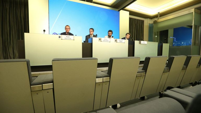 Coronavirus en Belgique: suivez en direct la conférence de presse du centre de crise de jeudi 23avril