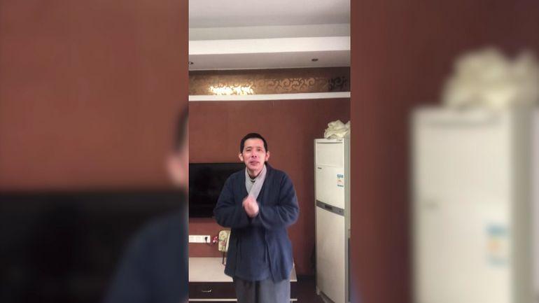 Chine: nouvelle disparition d'un citoyen de Wuhan qui publiait des vidéos sur le coronavirus