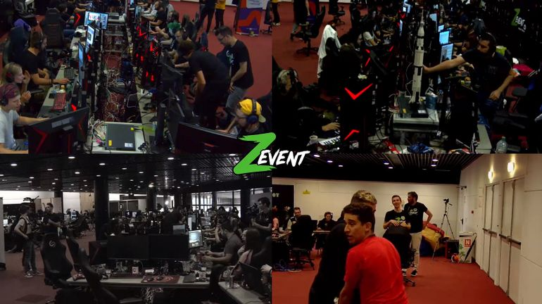Z Event: les streamers qui oeuvrent pour la bonne cause