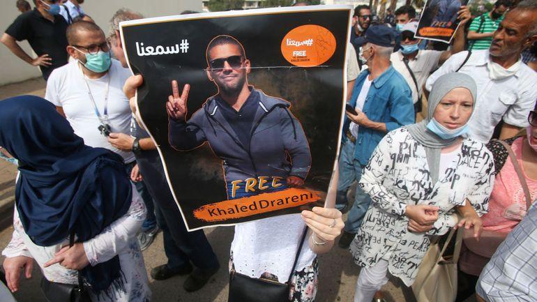 Algérie : le journaliste Khaled Drareni maintenu en prison, avalanche de protestations