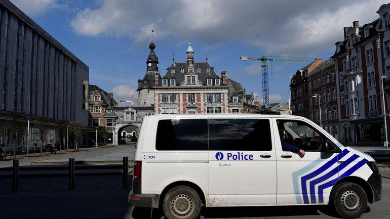 Coronavirus en Belgique: un SDF crache sur des passants, il risque un an de prison