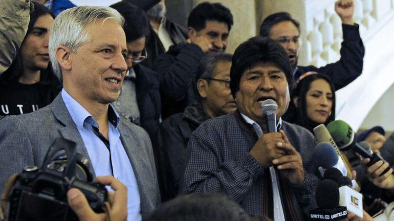 Elections en Bolivie: victoire au premier tour pour Evo Morales, de violents incidents éclatent dans le pays