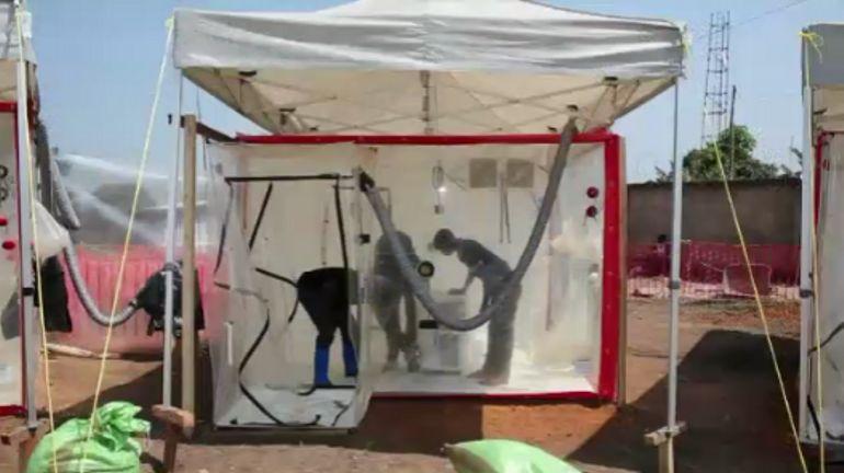 Virus Ebola: à Beni en RDC, la riposte sanitaire s'organise