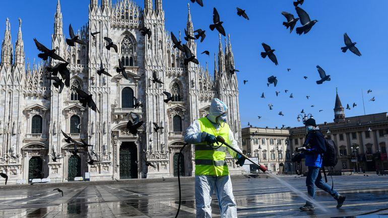 Coronavirus en Italie: le pays commence à se préparer à une sortie de crise qui sera lente, stricte et incertaine