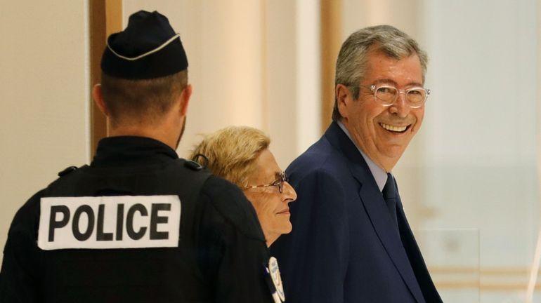 France: Patrick et Isabelle Balkany condamnés en appel à trois ans ferme