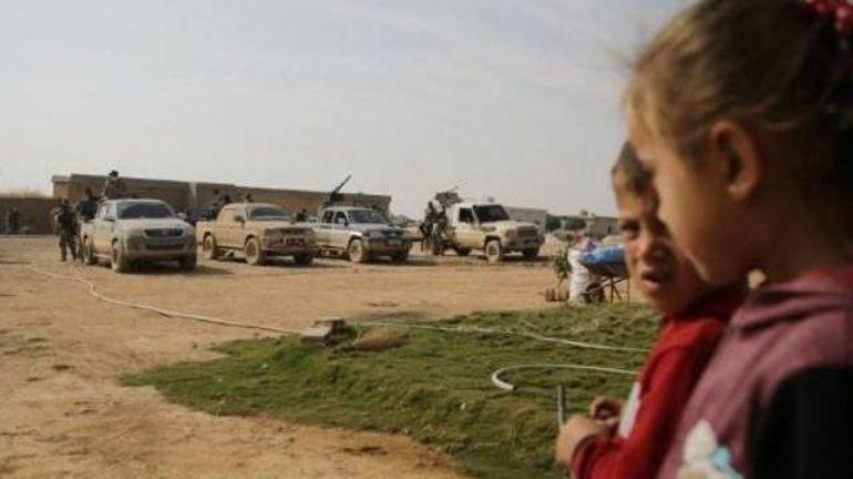 """Offensive turque en Syrie: les Kurdes favorables au plan allemand d'une zone sous """"contrôle international"""" en Syrie"""