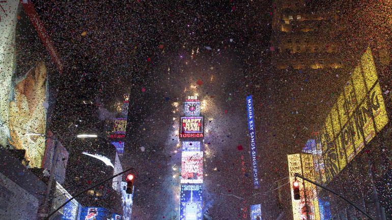 Nouvel an: récapitulatif du passage à l'an 2018 à travers le monde