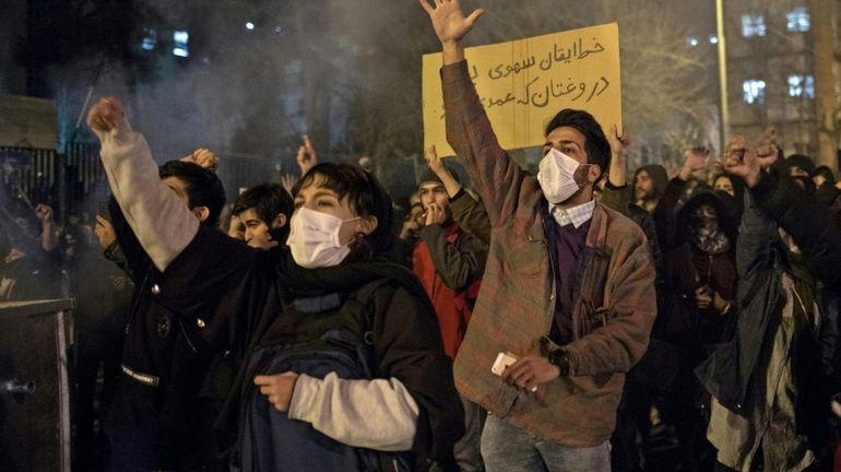 Contestation en Iran: quand artistes et athlètes deviennent porte-parole des manifestants