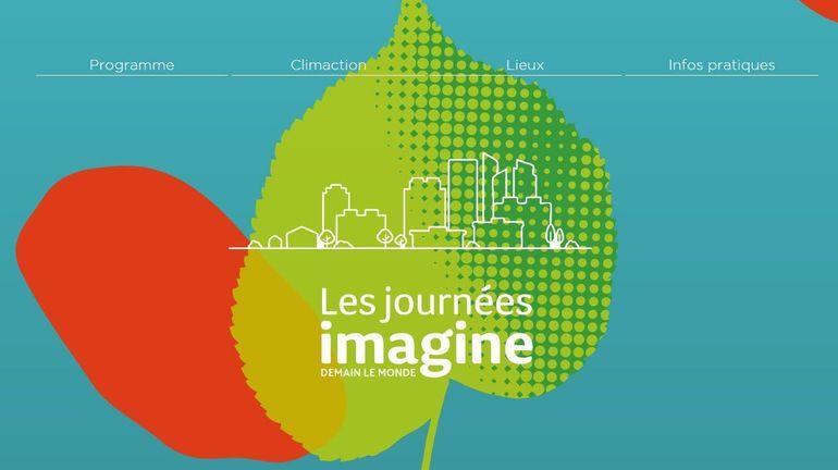 """""""Les Journées Imagine"""" à Liège: cinq jours pour penser, agir, transformer"""