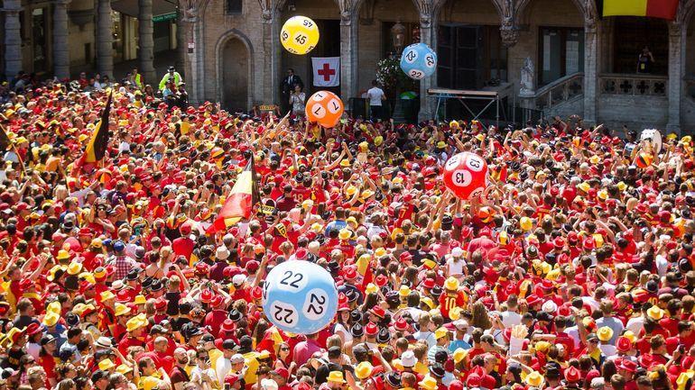 La Belgique comptait 11.431.406 habitants au 1erjanvier 2019