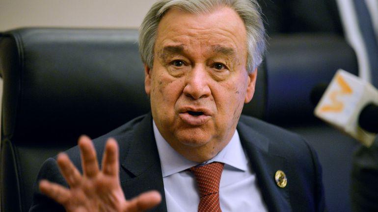 Coronavirus: suite aux recommandations de l'ONU, plusieurs pays en conflit adoptent un cessez-le-feu