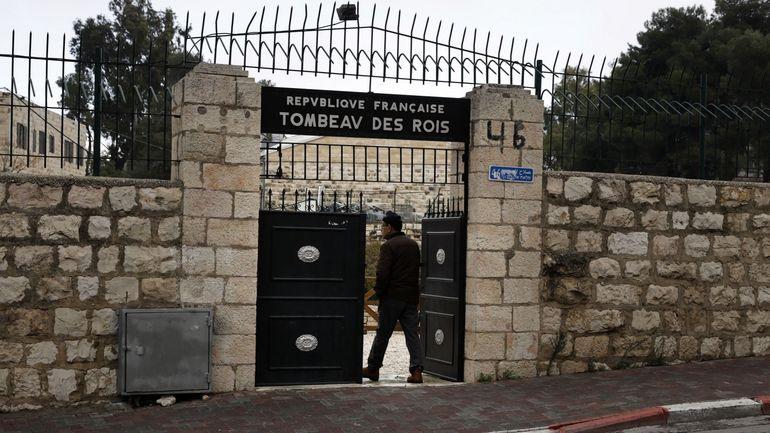La France va rouvrir à la visite le Tombeau des rois, joyau de Jérusalem