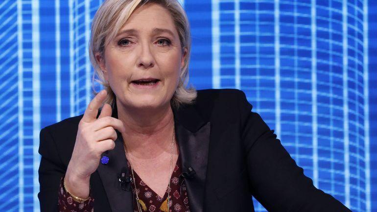 Présidentielle française: un ex-chef du KKK apporte son soutien à Marine Le Pen
