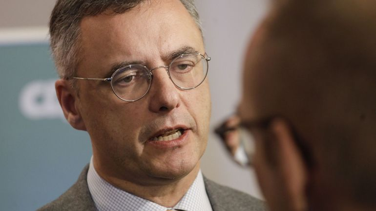 """Formation fédérale: un gouvernement sans la N-VA """"n'est pas sur la table pour le moment"""", insiste Joachim Coens (CD&V)"""
