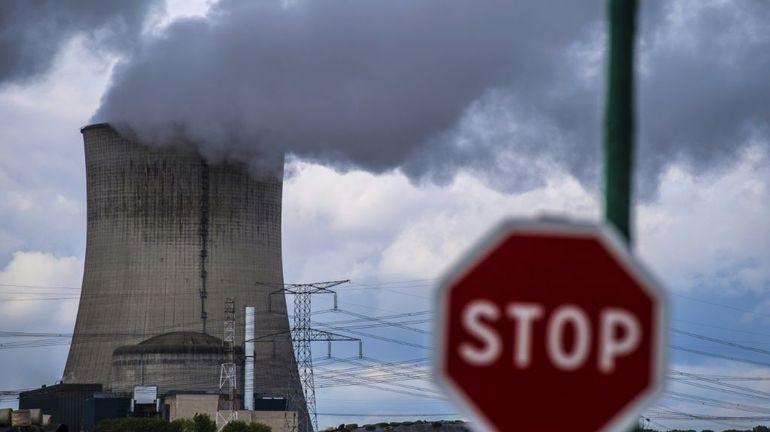 Des peines de prison pour les militants de Greenpeace qui s'étaient introduits dans une centrale