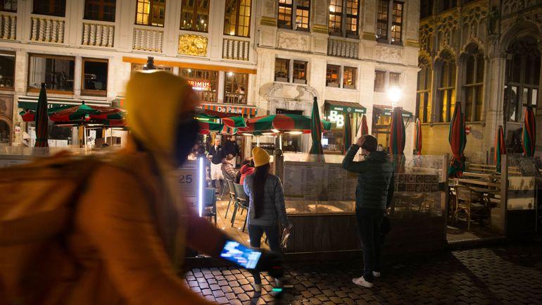 Coronavirus en Belgique: fermeture des bars à 23h, rassemblements interdits la nuit& Bruxelles serre les vis face à la situation sanitaire