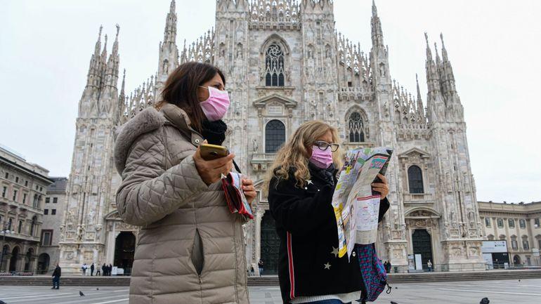 Coronavirus: l'épidémie continue de s'étendre, l'Italie met des dizaines de provinces en quarantaine