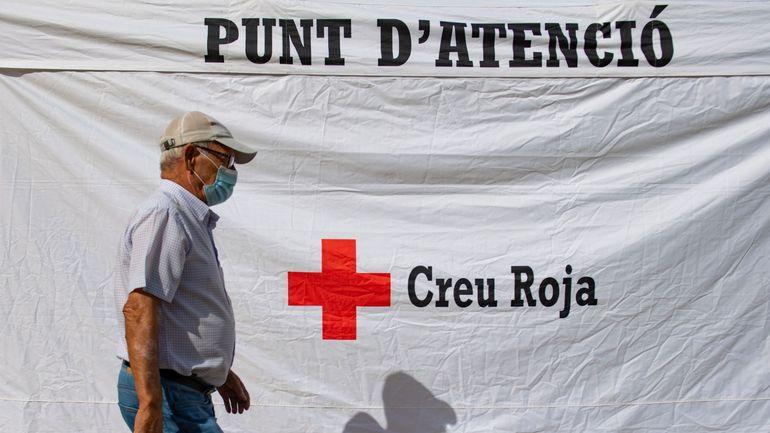 Le Centre de crise met en garde sur la situation en Espagne: «Le niveau de contamination est très élevé»