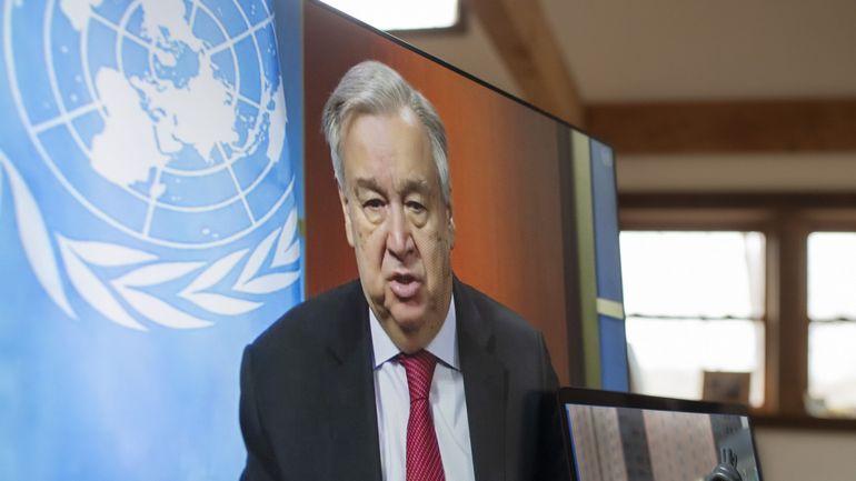 Coronavirus: le chef de l'ONU relance son appel à des cessez-le-feu partout dans le monde