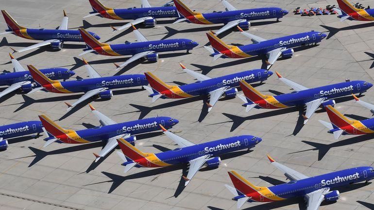 Boeing 737 Max cloués au sol: quelles conséquences sur les compagnies belges?