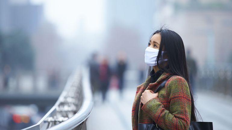 Coronavirus: l'air chinois est devenu plus propre depuis l'apparition du virus