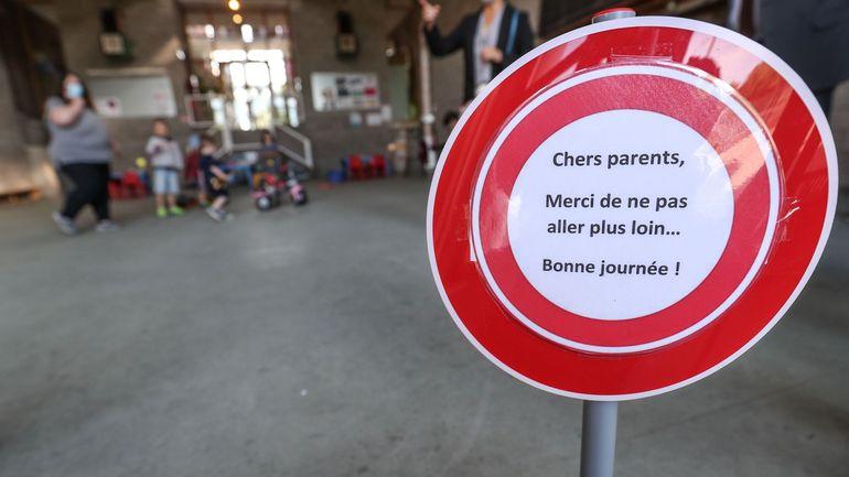 La crise du coronavirus coûte 39millions d'euros aux écoles de la Fédération Wallonie-Bruxelles, selon le SEGEC