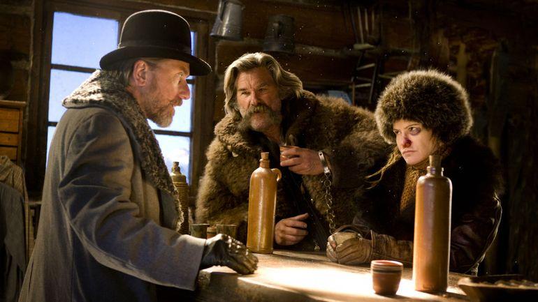 """""""Les Huit Salopards"""" : le lien exceptionnel qui unit les acteurs préférés de Quentin Tarantino"""